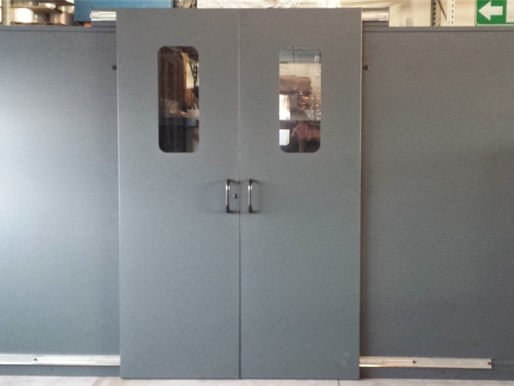 Porta frontale sala rack