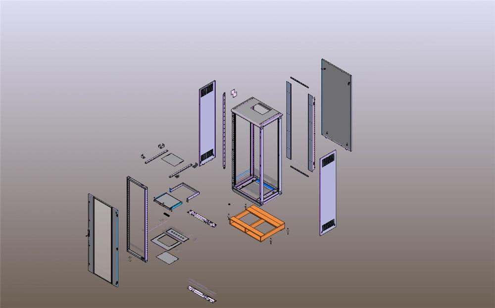 Quadri Rack